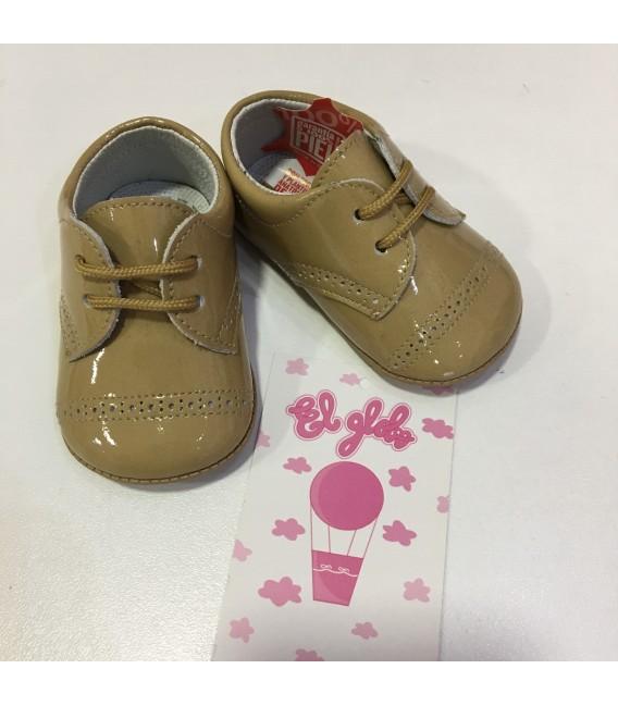 Zapato de charol niño MF 112